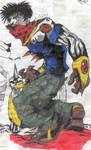 Eternal Dream Characters by xacuchina