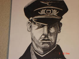 Great General Rommel by xacuchina