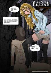 Light in Prison (femdom) by qjojotaro
