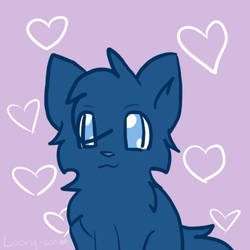 Blue by Loony-cat