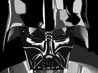 Vader by ilinamorato