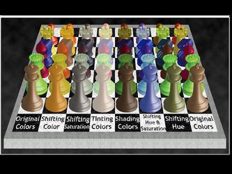 Chess Colors by ilinamorato