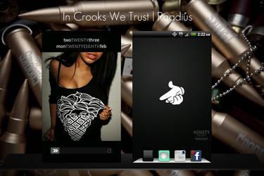 In Crooks We Trust by Raadius