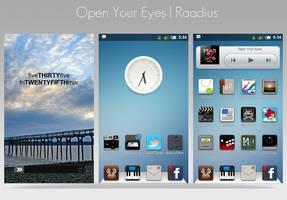 Open Your Eyes by Raadius