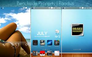 Beachside Property by Raadius