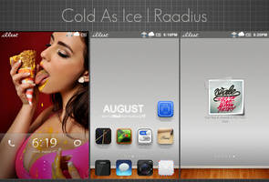 Cold As Ice by Raadius