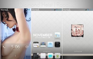 Diamond Heist by Raadius