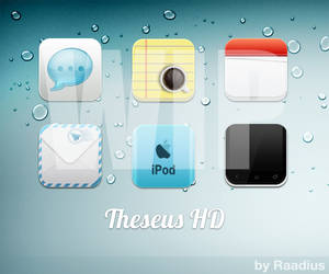 Theseus HD Preview One by Raadius