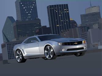 Chevrolet Camaro by Secret-Master