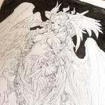 Angel of the sea by gawki
