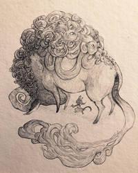 Twisted Horns by gawki