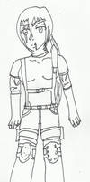 Resident Evil Oc: Henrietta Grosni by KittyGoku