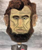 Honest Abe by shroomstone