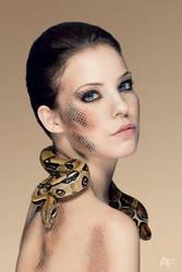 Snake by MakeupByBengtsson