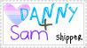 DxS stamp by SSNTTP-Vivi