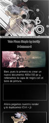 Tutorial Firma Simple by pinoxo