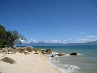 Fitzroy Island II, Australia by Yezebel