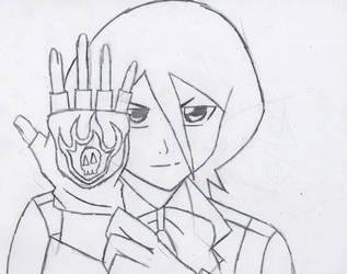 Rukia by talibo