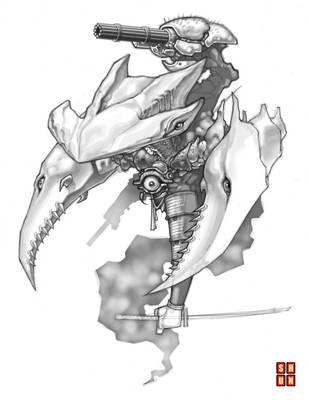 Hammerhead 001 by Shun-008