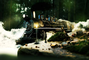 My Train Arrived by HopesApeture