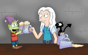 Disenchantment by CaptainShivers