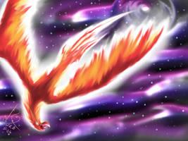 Splendor of the Fire-Phoenix by Kanyon85