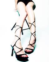 Laced-Up Legs by wynns-shadow