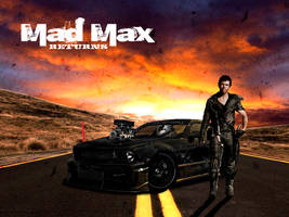 Mad Max Returns by amaru7