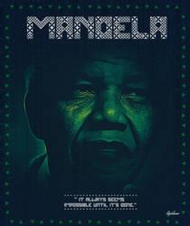 Mandela by 123zion456