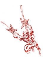 Amazing Spider-Man by LostonWallace