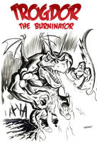 Trogdor, the Burninator by LostonWallace