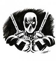 Deadpool by LostonWallace