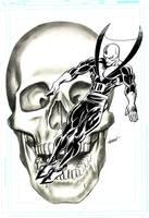 Deadman Rising by LostonWallace