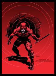 Daredevil Redux by LostonWallace