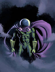 MYSTERIO by LostonWallace