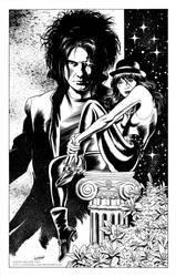 SANDMAN: Dream and Death by LostonWallace