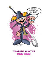 Vampiredd by LostonWallace
