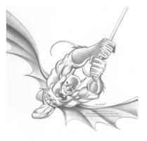 Batmanbirthdaypencils by LostonWallace