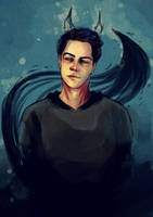 Teen Wolf - Nogitsune by Bisho-s