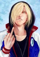 Yuri on ice - Yurio by Bisho-s