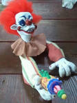 killer klown by furriesLOVE