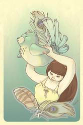 Teddy Bird by Marmiche