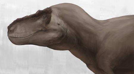Overrated Dinosaur by TeraTheFeathernazi
