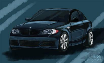 BMW 135 by 666vlcina
