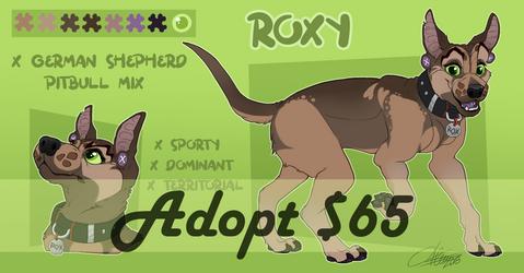 Roxy Adoptable [CLOSED] by 666vlcina