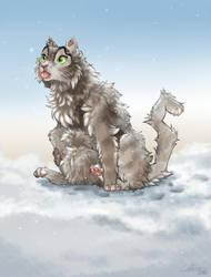 Catch me a Snowflake! by 666vlcina