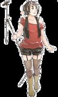 Vocaloid Clara by GABURrU