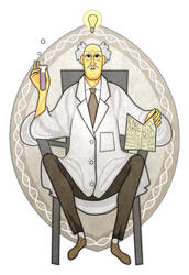 scientia domini by GABURrU