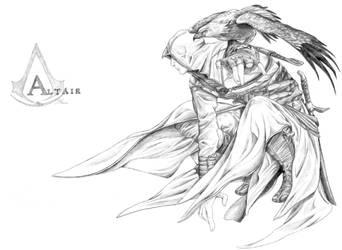 Altair by Lillilolita