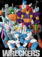 All Wreckers' Night_color by eabevella